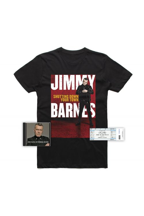 CANBERRA, ACT - Thursday, 31st October 2019 Bundle Pack by Jimmy Barnes
